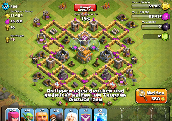 games like clash of clans a mobile strategy showdown geek